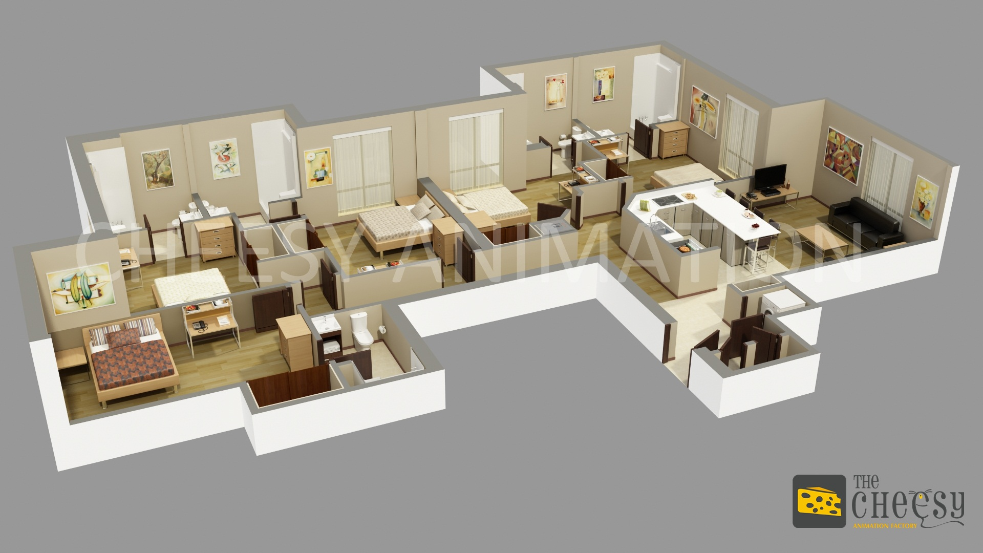 3d floor plan design 3d floor plan 3d floor plan for house Home design architecture 3d